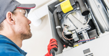 Furnace Repair | Delux Heating and Cooling