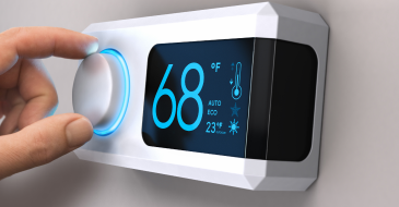 Thermostat Installation | Delux Heating and Cooling